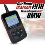 Скенер (кодочетец) iCarsoft BMW i910
