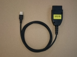 Интерфейс (кабел) HEX-USB+CAN за VCDS (VAG-COM) - 2015г.