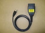 Интерфейс (кабел) BMW OBD - USB порт