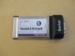 Адаптер PCMCIA CardBus 1 port RS232